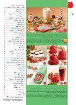 فهرست مجله هنر قنادی 134